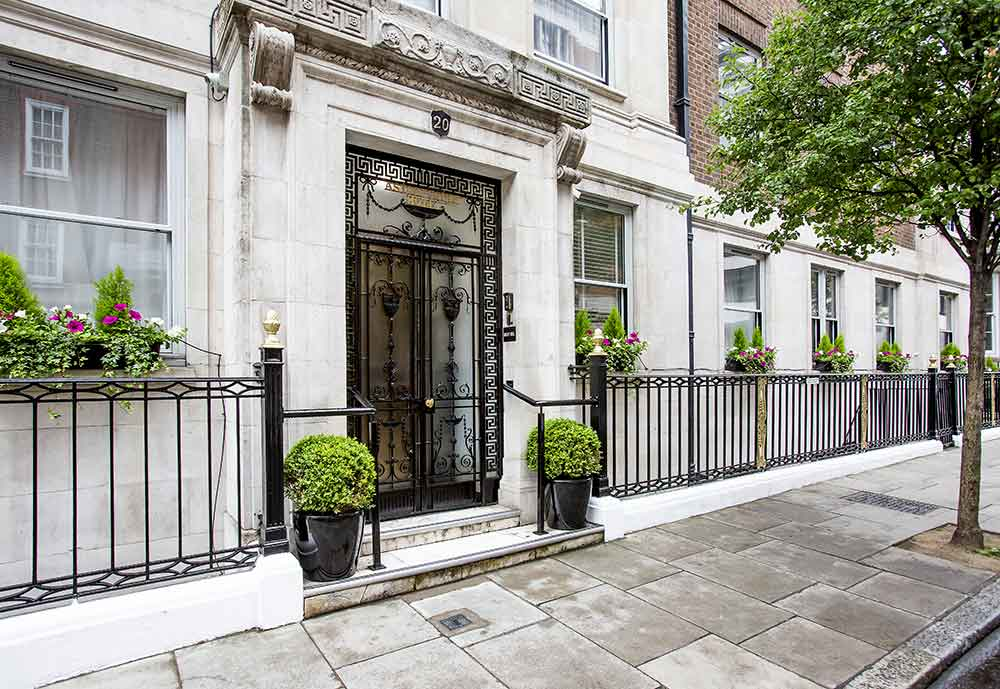 Hotel Meeting Rooms Central London