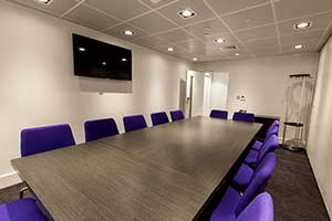 Central London Meeting Room
