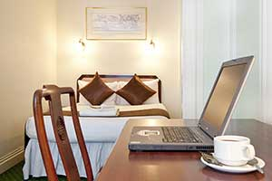 London Hotel Oxford Circus Room