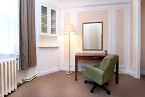 Oxford Circus Hotel Room