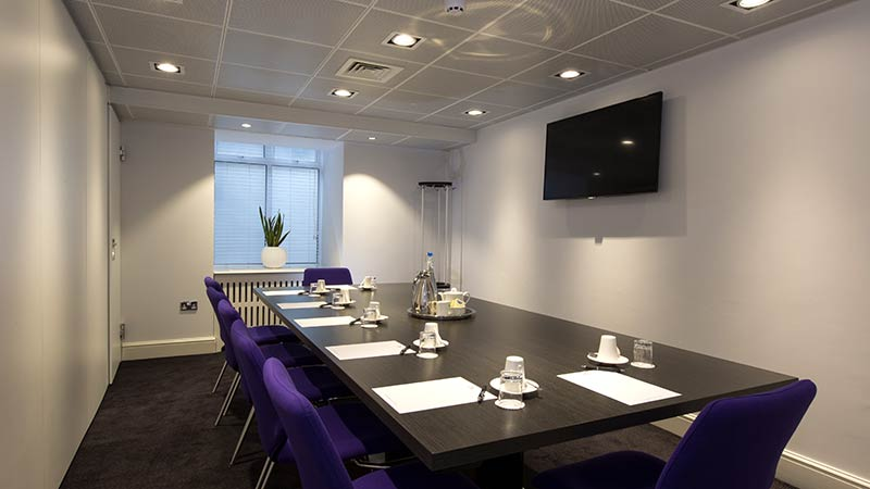 Charlotte Meeting Room London