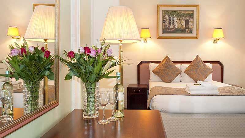 Hotel London Double Rooms