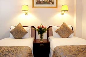 Twin Rooms Hotel London
