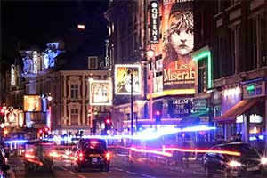 West End Theatreland London