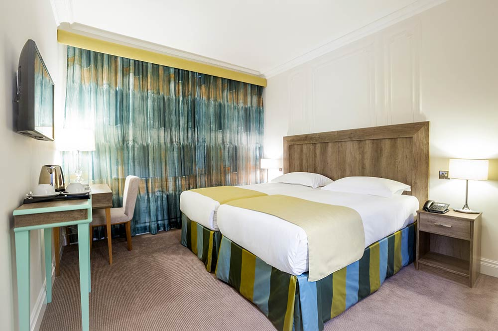 Hotel London Superior Double Rooms